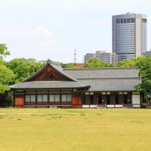 大阪城西之丸庭園