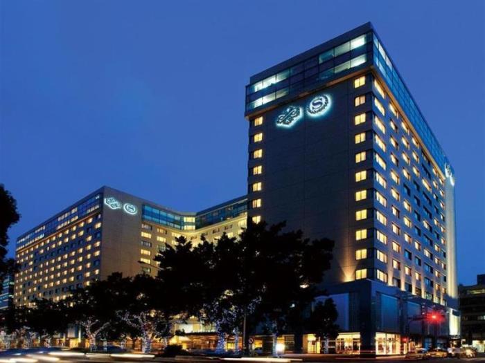 台北喜來登大飯店的圖片1