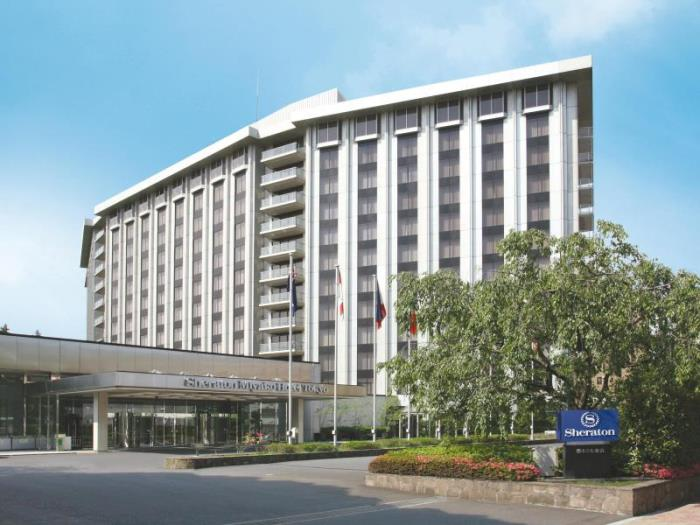 東京喜來登都酒店的圖片3