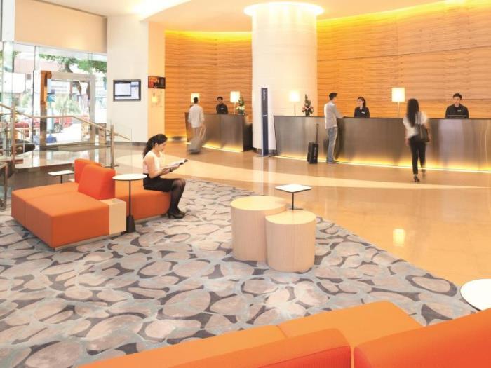 香港諾富特世紀酒店的圖片3
