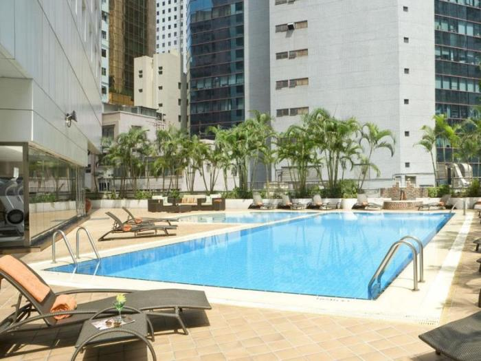 香港諾富特世紀酒店的圖片4