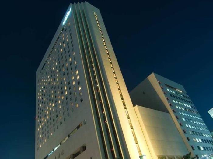 名古屋希爾頓酒店的圖片1