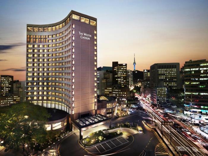 威斯汀朝鮮酒店 - 首爾的圖片1