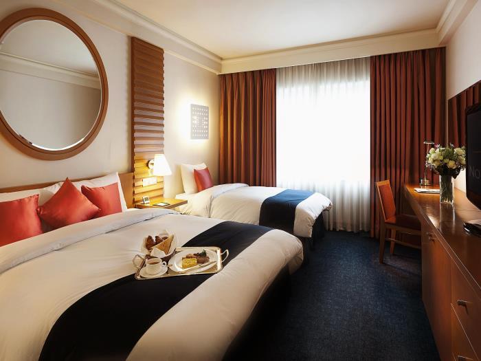 首爾江南諾富特大使酒店的圖片5