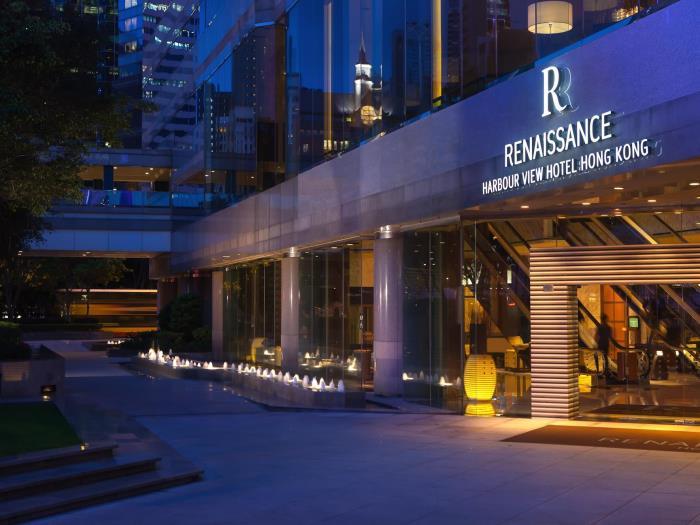 香港萬麗海景酒店的圖片1