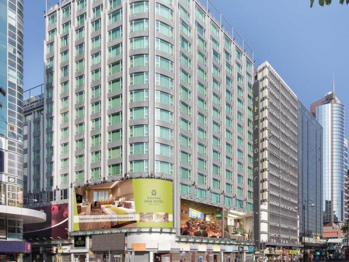 香港百樂酒店的圖片1