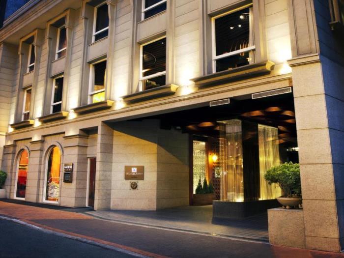 香港帝樂文娜公館酒店的圖片1