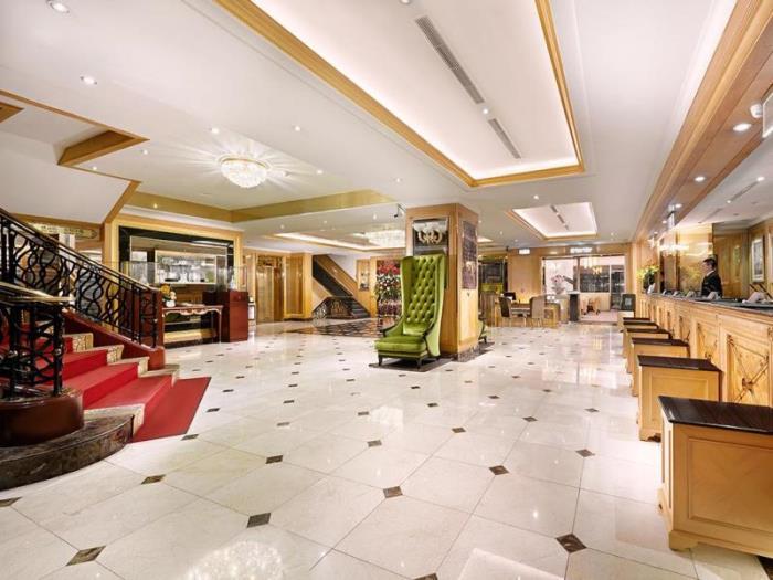 台北天成大飯店的圖片1