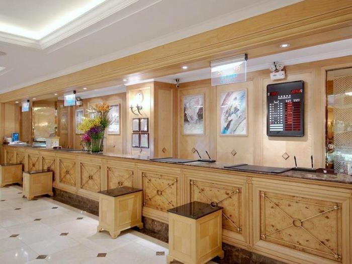 台北天成大飯店的圖片3