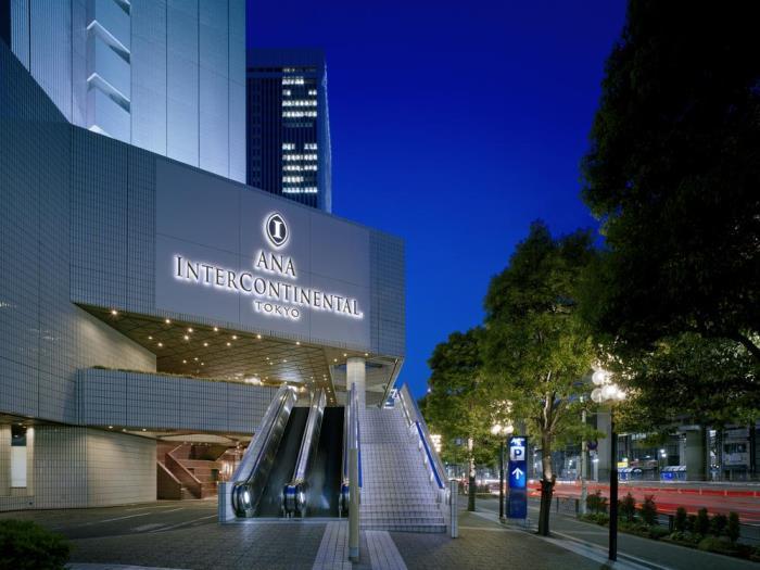 東京全日空洲際酒店的圖片1