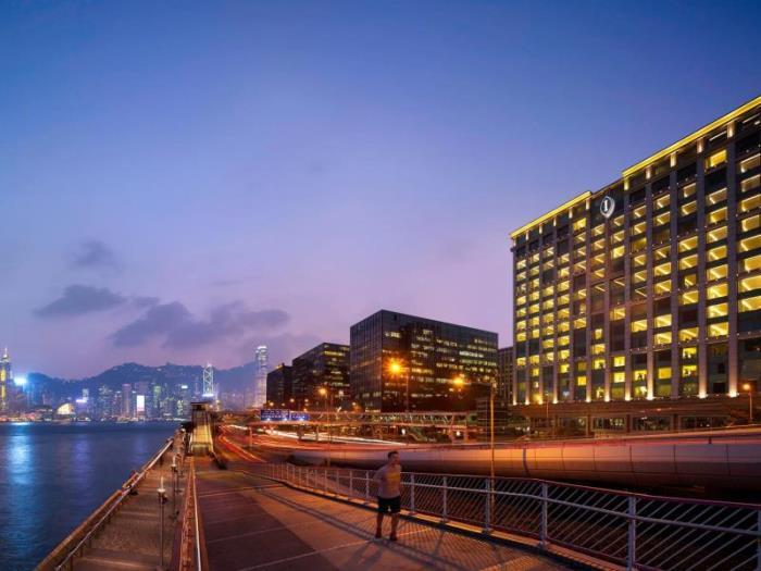 海景嘉福洲際酒店的圖片1