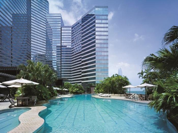 香港君悅酒店的圖片1