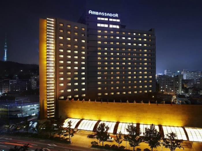 首爾鉑爾曼格蘭德使酒店的圖片1