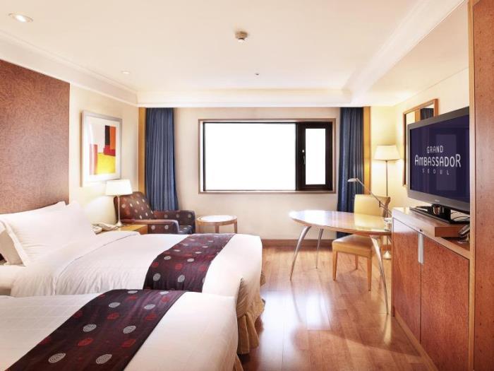 首爾鉑爾曼格蘭德使酒店的圖片2