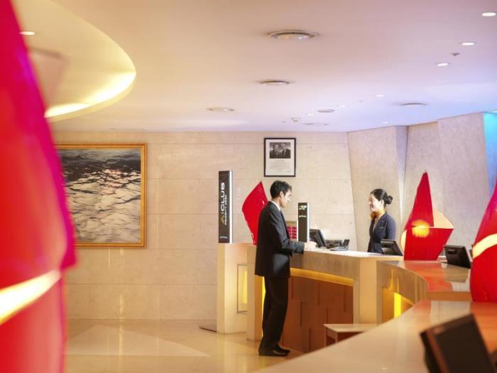 首爾鉑爾曼格蘭德使酒店的圖片3