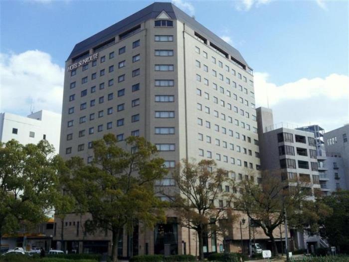 廣島燦路都大酒店的圖片3