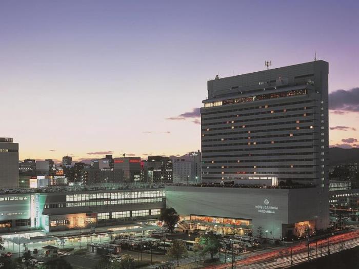 廣島格蘭比亞大酒店的圖片1