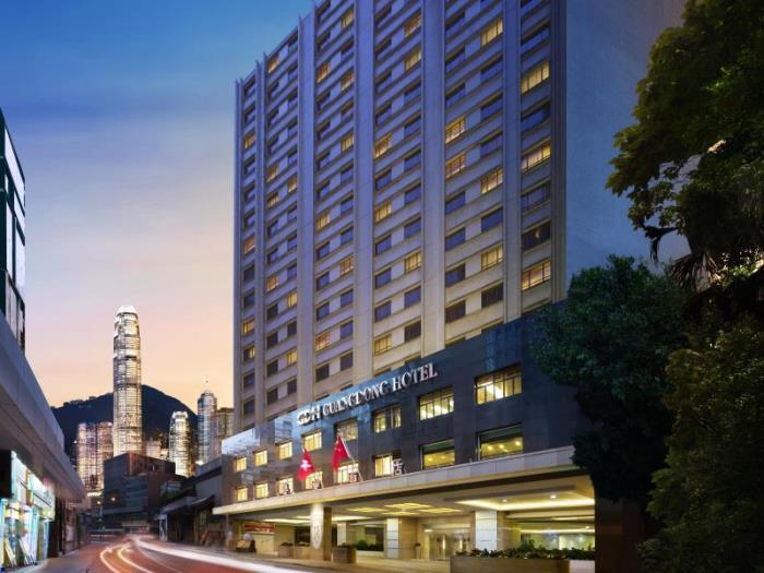 香港粵海酒店的圖片1