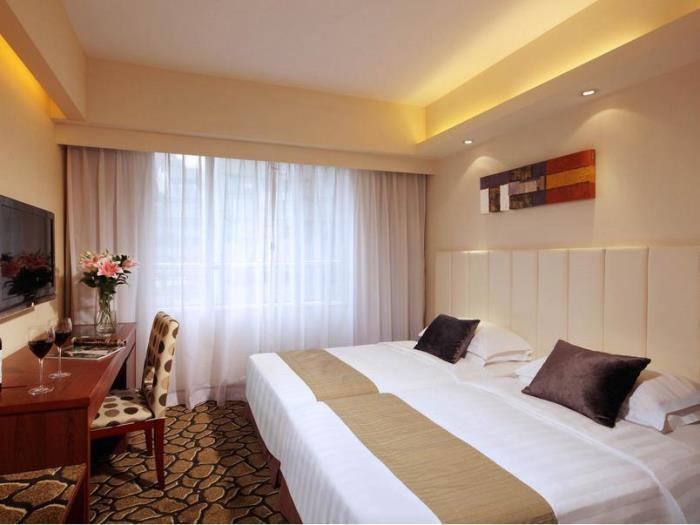 香港粵海酒店的圖片2
