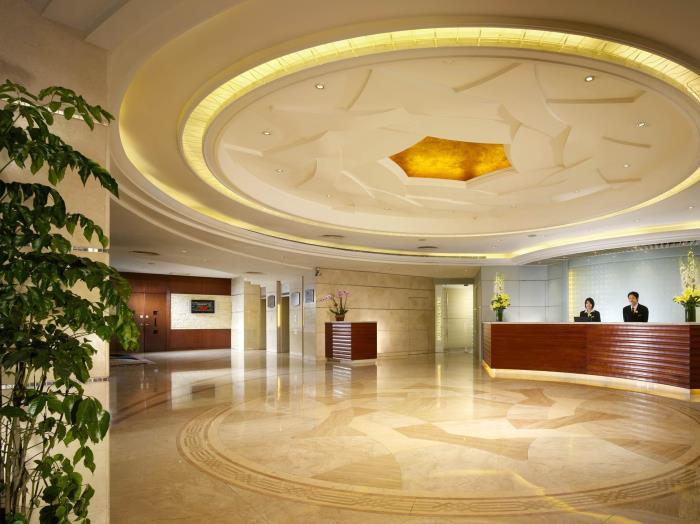 香港粵海酒店的圖片4