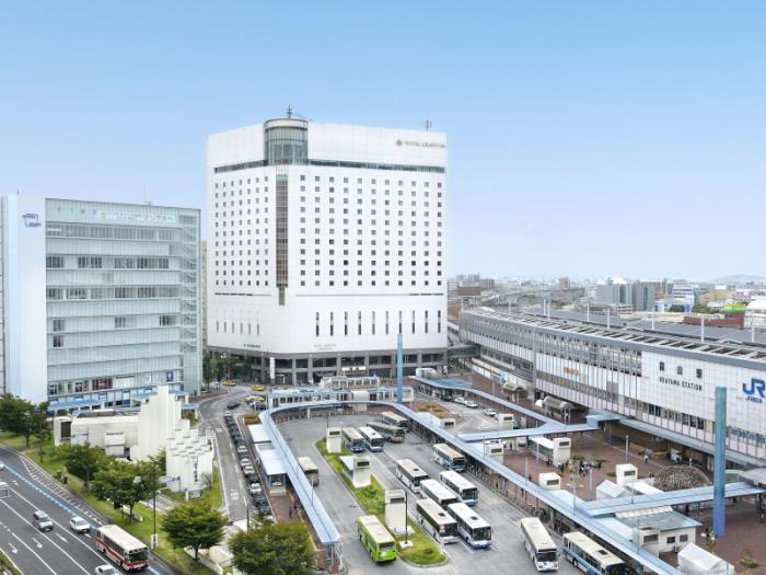 岡山格蘭比亞大酒店的圖片1