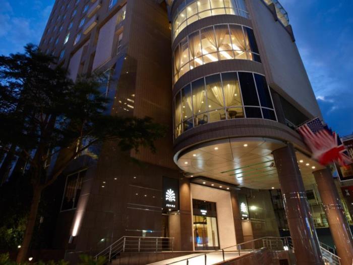 新竹老爺大酒店的圖片1