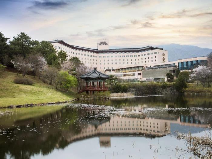 可隆酒店的圖片1