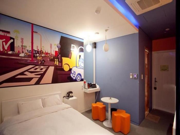 首爾東酒店的圖片5