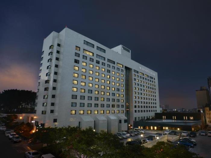 濟州Glad Maison酒店的圖片1