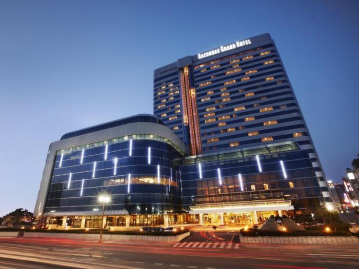 海雲臺格蘭德酒店的圖片1