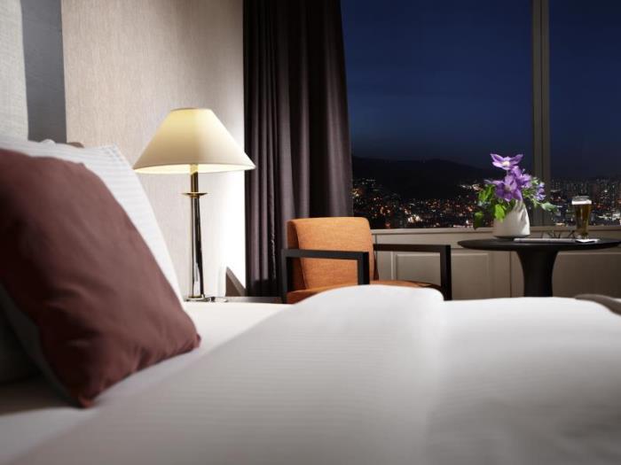 海雲臺格蘭德酒店的圖片2