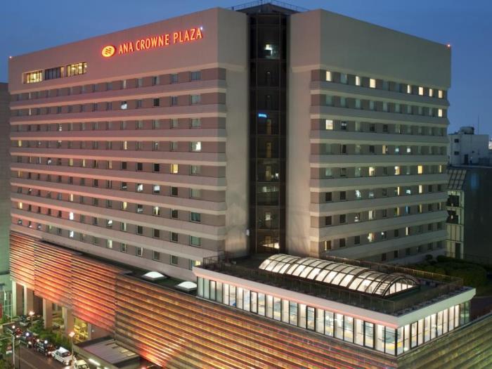 福岡全日空皇冠廣場酒店的圖片1