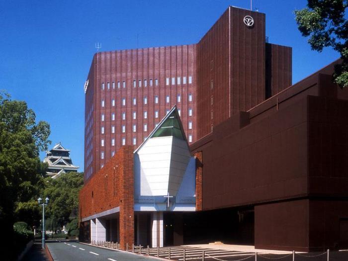 熊本城酒店的圖片1