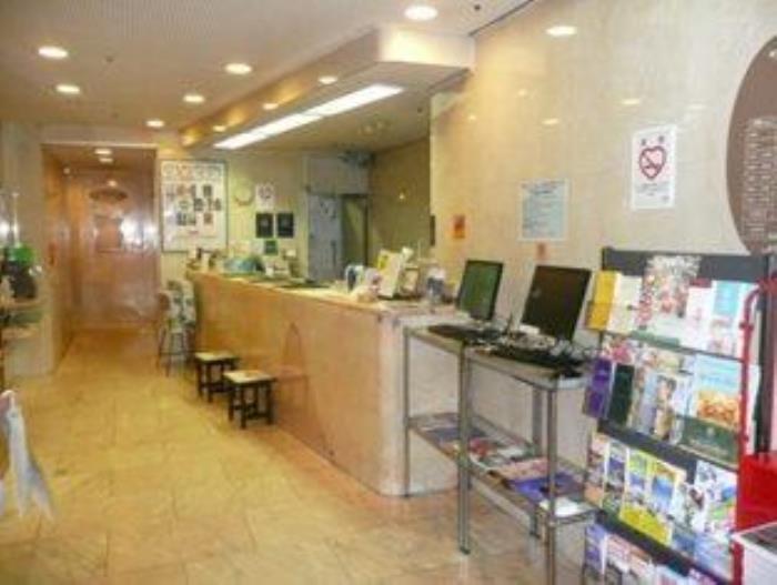 利時達新宿酒店的圖片3
