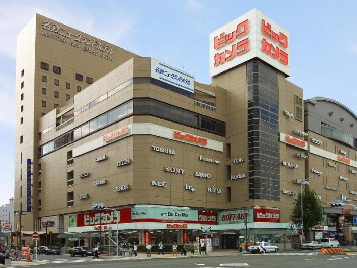 名鐵新上豪大飯店的圖片1