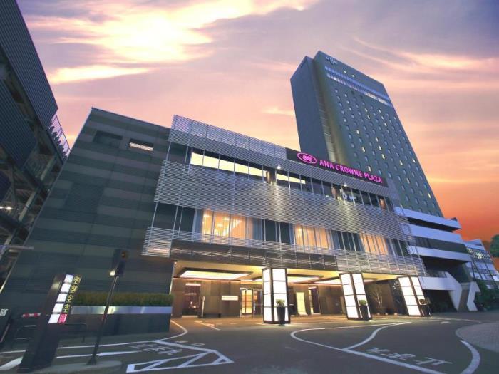 熊本全日空皇冠廣場新天空酒店的圖片1