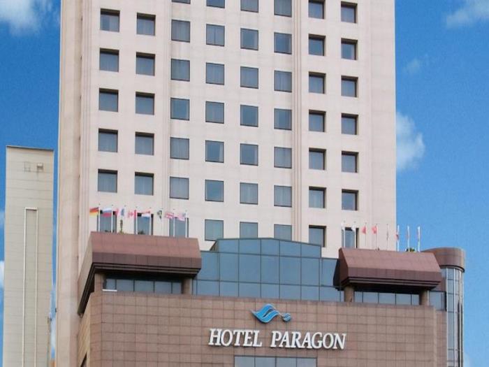 帕拉貢酒店的圖片1
