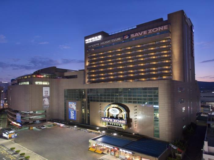 Hotel Riviera Haeundae的圖片1