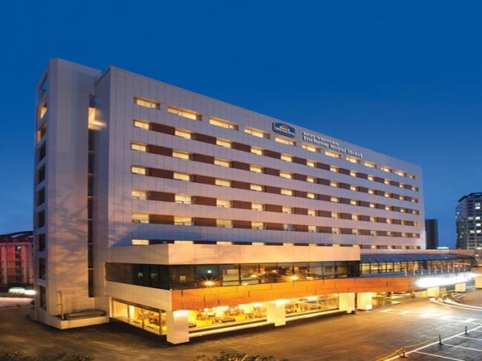 貝斯特韋斯特酒店 - 仁川的圖片1