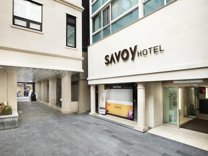 薩沃伊酒店的圖片5