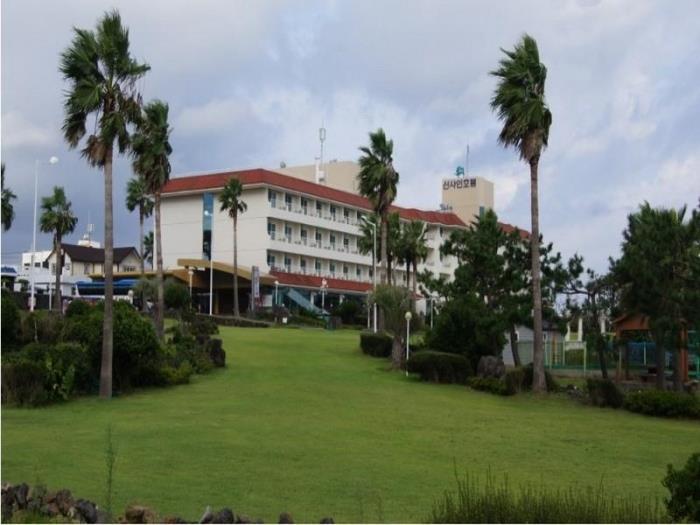 陽光酒店 - 濟州的圖片1