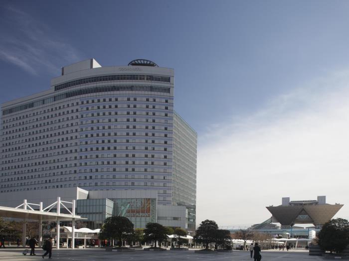 東京灣有明華盛頓酒店的圖片1