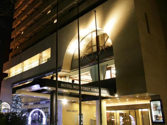 橫濱蒙特利酒店的圖片1