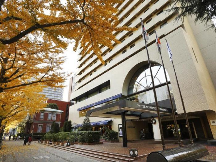 橫濱蒙特利酒店的圖片3