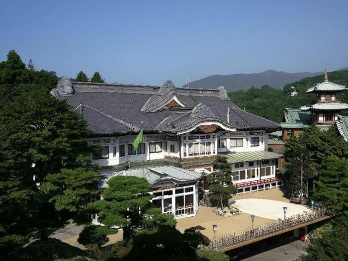 富士屋酒店的圖片3