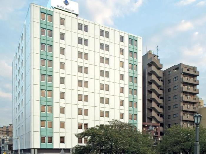Hotel Mystays - 橫濱的圖片1