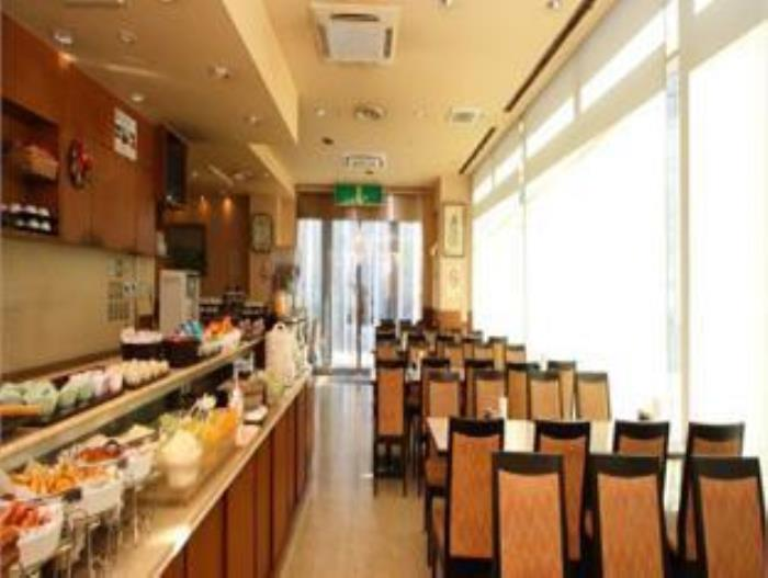 新大阪陽光石酒店的圖片5