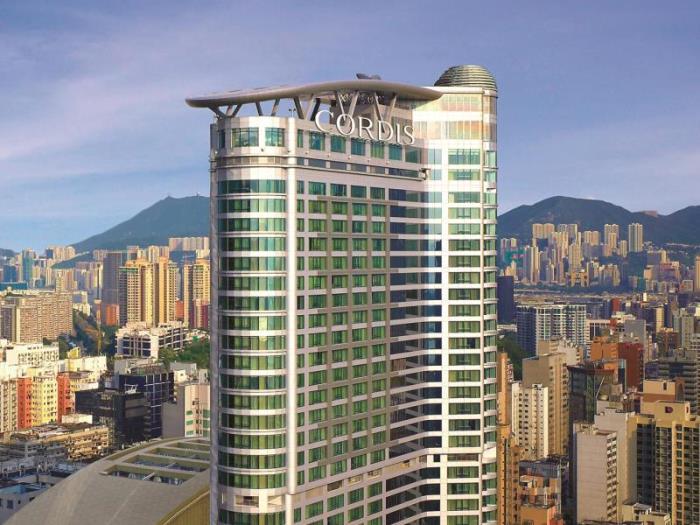 香港康得思酒店的圖片1