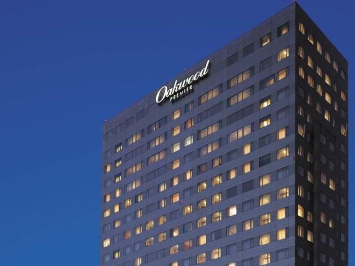 澳科沃德Coex中心酒店的圖片1