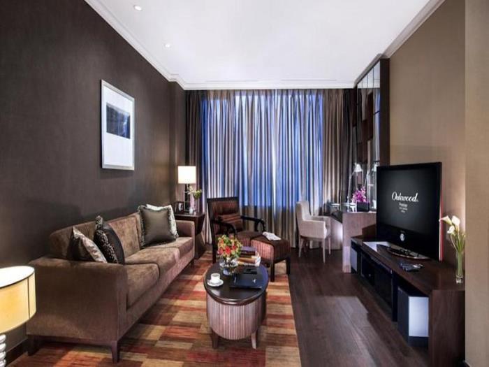 澳科沃德Coex中心酒店的圖片2